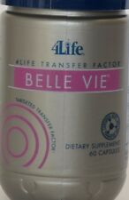 4LIFE Transfer Factor BELLE VIE (1  BOTTLE) FREE SHIPPING exp 08/17 or later