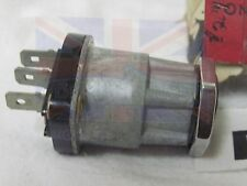 MGA  CLASSIC MINI  TRIUMPH NORTON MOTORCYCLE  STARTER/ IGNITION/ LIGHTING SWITCH