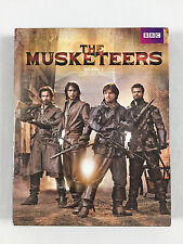 Coffret Blu Ray The Musketeers L'INTEGRALE De La Saison 1 (les 3 mousquetaires)