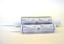 Inswool Pumpable 10 oz. caulk,  Ceramic Refractory in tube, repair / seal