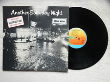 "LP VARIOUS ""Another saturday night"" OVAL 6396 047 FRANCE - CAJUN MUSIC §"