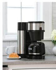 NEW Coffee Maker Express Machine Expresso Cappuccino And Stainless Steel 10 Cup