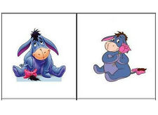 Disney Eeyore Nail Decals Set of 20 - Assorted