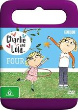 Charlie & Lola : Volume 4 DVD Region 4 (VG Condition) and