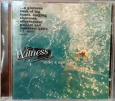 Witness - Under a Sun (CD 2001)