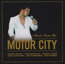 [NEW] CD: MUSIC FROM THE MOTOR CITY: VARIOUS ARTISTS