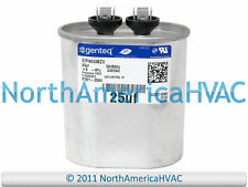 Lennox Armstrong Ducane Oval Run Capacitor 25 uf MFD 440 Volt 72P88 72P8801