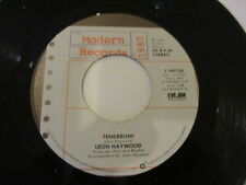 "SOUL /   "" LEON HAYWOOD "" TENDERONI "" 1984 7"" SINGLE"