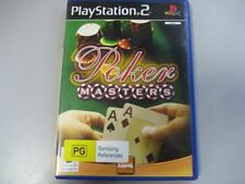 Sony PlayStation 2 PS2 PAL GAME: POKER MASTERS*