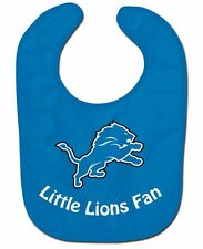 Detroit Lions All-Pro Baby Bib [NEW] NFL Infant Newborn Polyester Terrycloth