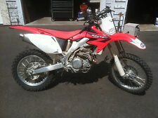 CFC OFFROAD ENGINE ARMOR  CRF450 & CRF450X  (All Years) and CR250R