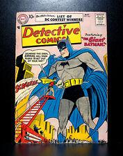 COMICS: DC: Detective Comics #243 (1957), Dick Sprang art - RARE (flash/batman)