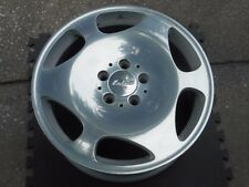 "17"" MERCEDES FACTORY LORINSER ALLOY WHEEL (1) CL-CLASS S-CLASS ID#2204011202"