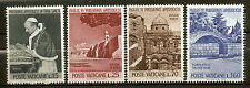Vatican: 1964 The jouney of Pope Paul VI to the holy land MNH