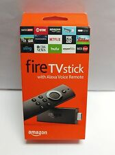 Amazon Fire TV Stick with Alexa Voice Remote - NEW IN BOX! - SHIPS MON MAR 27!!!