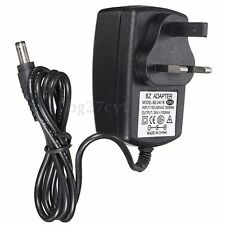 UK Plug DC 24V 1A AC Adapter Charger Power Supply for LED Strip Light 2.1x 5.5mm
