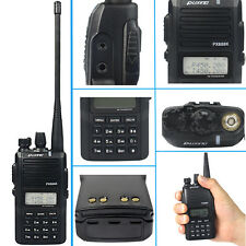 PUXING px-888k Walkie UHF/VHF 128ch 5w FM Scrambler VOX DTMF radio 2-way come