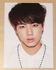 BTS Ceci Magazine limited edition official Jin photo card / rare and limited