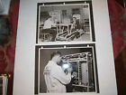 "(22) 1960'S U.S.A.F. & LTR CORP. B & W 8"" X 10"" PHOTOS - SPACE EQUIPMENT #2 BBBB"