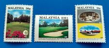1993 Malaysia Sports, Centenary of Royal Selangor Golf Club 3v Stamps Mint NH