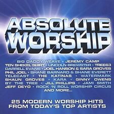 Absolute Worship Various Artists Audio CD