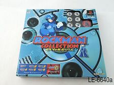 NEW Rockman Collection Special Box PS1 PS2 Playstation 1 2 Import JP US Seller