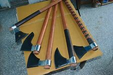 Viking Replica Medieval Hand Forged Axe SET OF FIVE