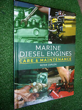 Marine Diesel Engines Care & Maintenance book manual guide By Peter Caplan 2010
