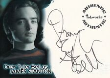 The Dark is Rising: A-DB Drew Tyler Bell (James Stanton) autograph