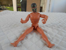 """12"""" Mobile Action Command G I Joe Camouflage Painted Face Figure"""