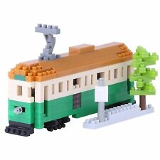 *NEW* NANOBLOCK Melbourne Tram - Nano Block Micro-Sized Building Blocks NBH-102