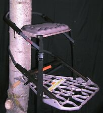 Lone Wolf Tree Stand  Assault Hand Climber Combo II - Climbing Treestand - ASHCC