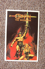 Conan The Barbarian Lobby Card Movie Poster