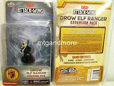 Dungeons&Dragons D&D Attack Wing Drow Elf Ranger Expansion / Erweiterung