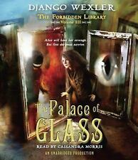 The Palace of Glass: The Forbidden Library Django Wexler NEW Audio CD FREE SHIP