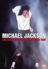 Michael Jackson: Live in Bucharest: The Dangerous Tour by Michael Jackson