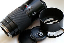 Minolta for SONY AF 70-210mm f4 BEERCAN metal hood WORLD SHIP JAPAN  EXCELLENT-