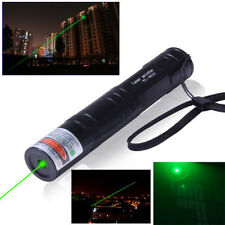 NEW GREEN LASER POINTER PEN 532NM 1MW 850 POWERFUL VISIBLE BEAM LIGHT LAZER
