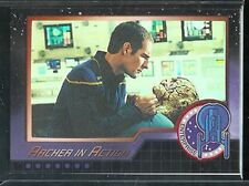 Enterprise Season 4 Archer In Action Chase Card AIA3