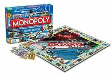 *NEW IN BOX* Sydney Australia Edition MONOPOLY Board Game - 8 years plus