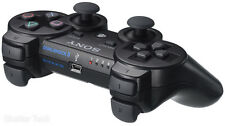 Dualshock 3 noir manette officielle SONY PS3 Playstation 3 DESTOCKAGE