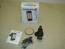 TOMTOM CAR KIT WITH GPS For iPod Touch GENERATION 1,2 & 3 -NEW!
