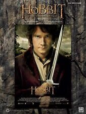 The Hobbit -- An Unexpected Journey: Sheet Music Selections from the Motion Pict
