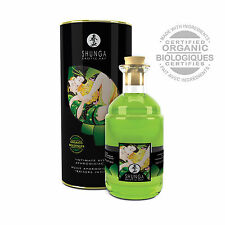 Shunga - Aphrodisiac Warming Oil - Green Tea - 3.5oz