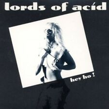 Lords of Acid Hey Ho! 4 mixes - Holland 12""
