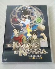 AVATAR THE LEGEND OF KORRA The Collection BOOK 1 - 4 Ep.1 - 52 End DVD Box Set
