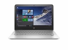 "HP Envy 13 13.3"" Notebook  i5-6200U 8GB 128GB SSD WiFi AC BT Backlit 1080 W10"