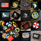 Many Styles USA Army Military Tactics Patch Airsoft Morale Badge VELCRO PATCH