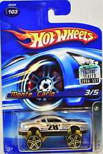 HOT WHEELS 2006 HI-RAKERS MONTE CARLO #103 FACTORY SEALED
