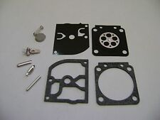 RB-129 CARBURETOR REPAIR KIT FOR ZAMA C1M-W26 / W26A / W26B / W26C CARBS DR103